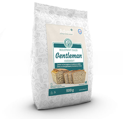 GENTLEMAN sourdough bread
