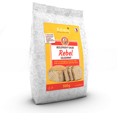REBEL wholemeal